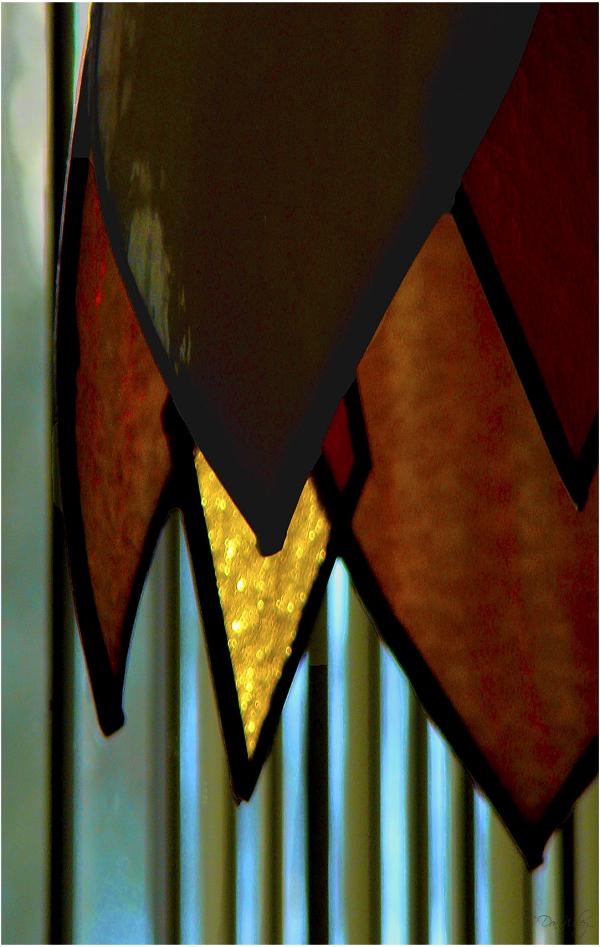 A lampshade