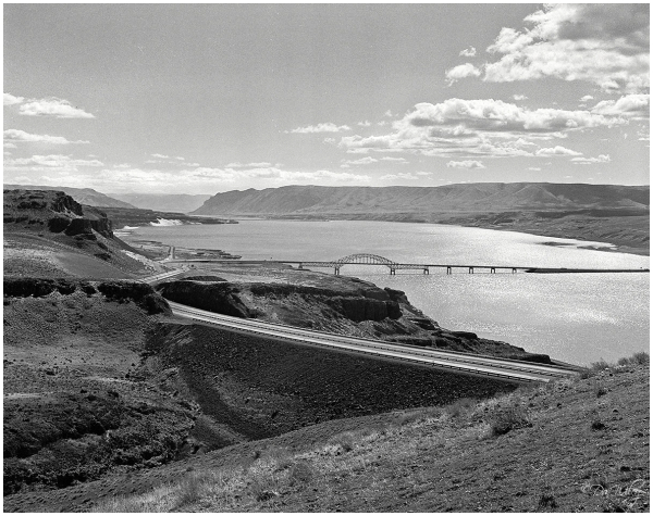 Vantage Bridge over the Columbia
