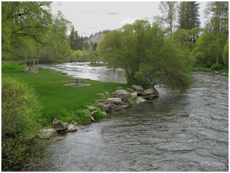 Little Spokane River