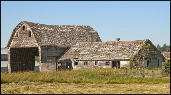Short Road Barn