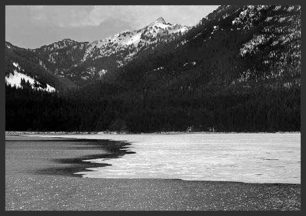Keechelus Lake
