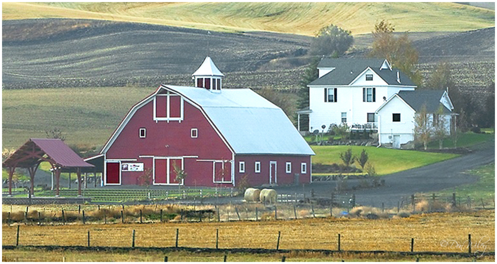 Show Barn? - Palouse