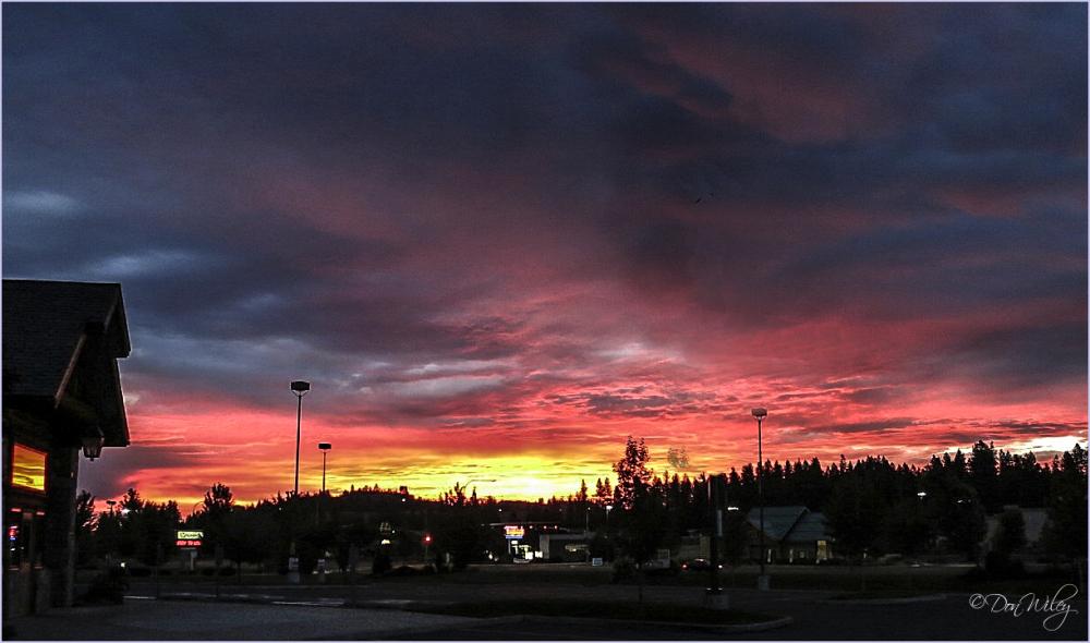 Morning's Sunrise