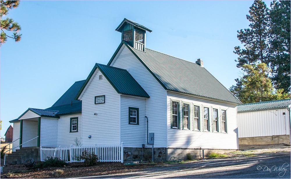 Orchard Prairie School
