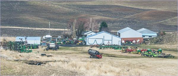 Palouse Equipment Farm