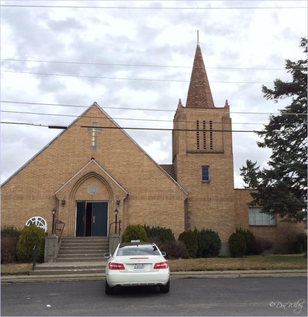 A Lutheran Church