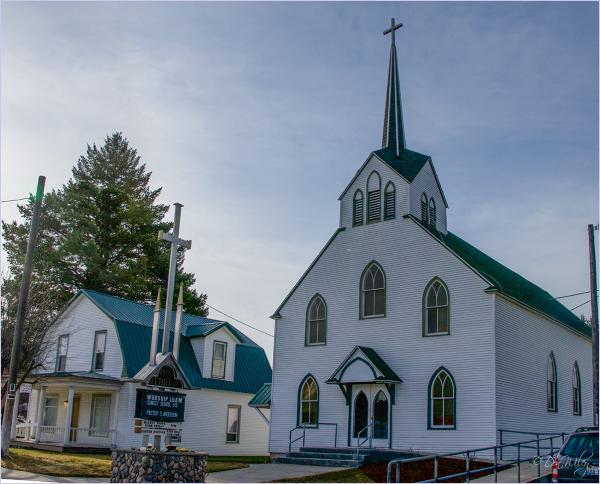 A Deer Park Church