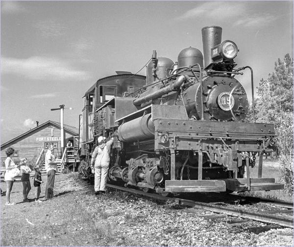 Ft. Steele Train