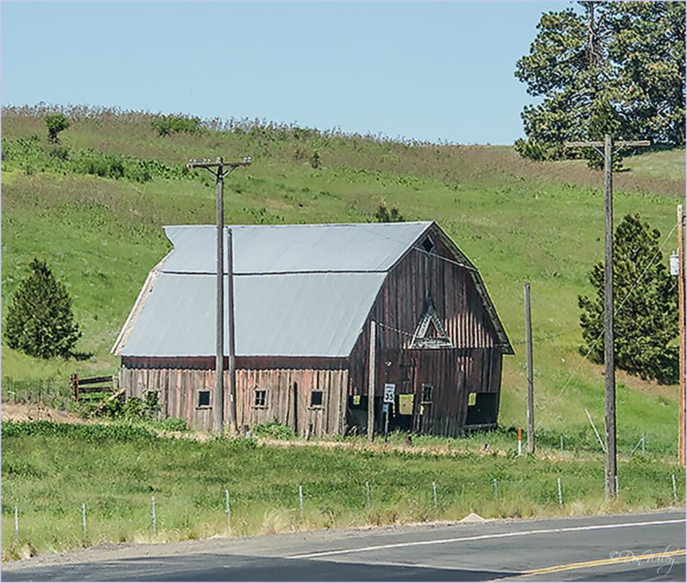 Warped Barn