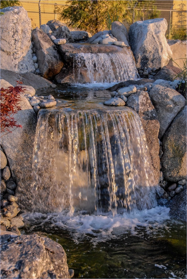 Wandermere Falls