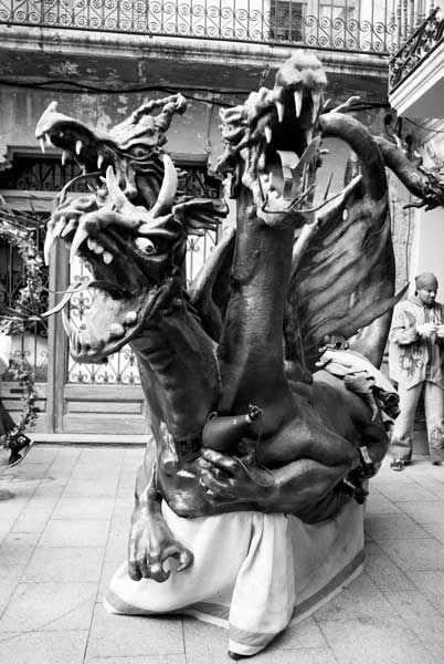 El drac de l 39 arbo documentary street photos xavi - El tiempo en l arboc ...