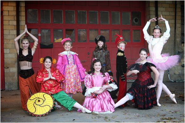 Ballet Arkansas Nutcracker