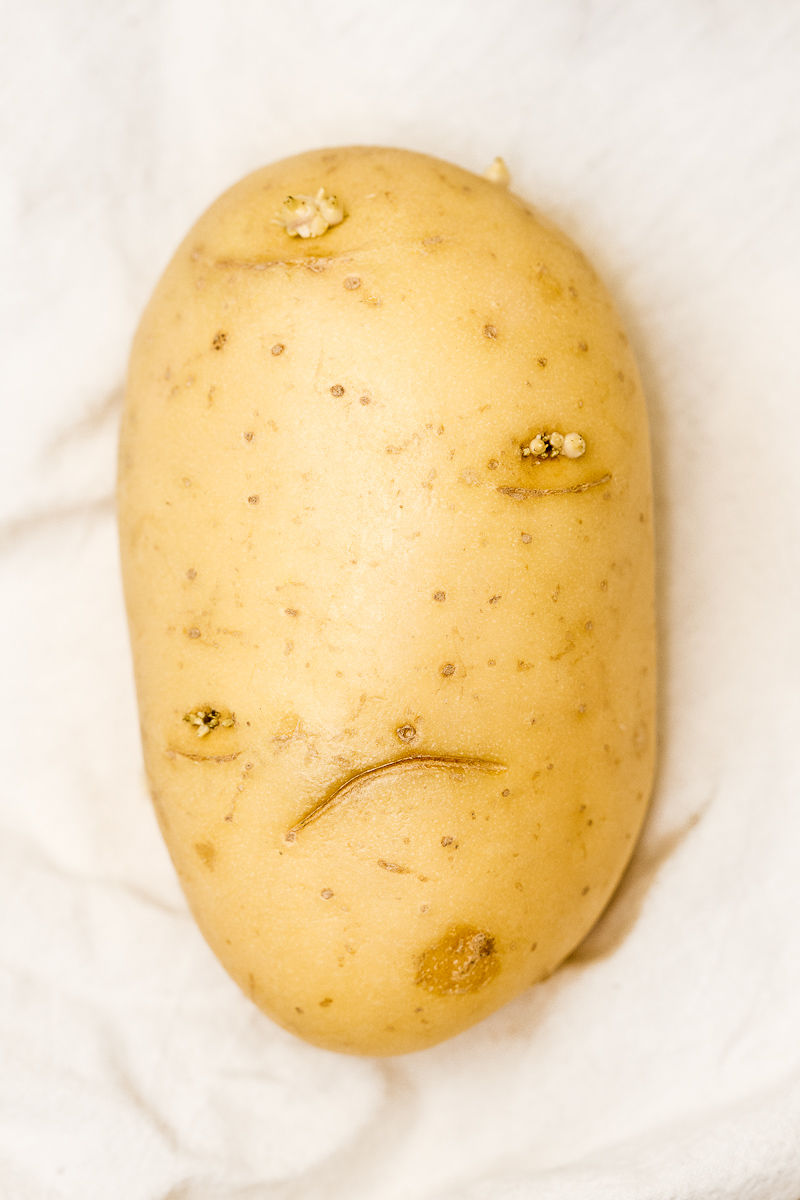 Potato girl sex absolutely