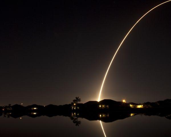Delta 2 - Kepler - March 6, 2009
