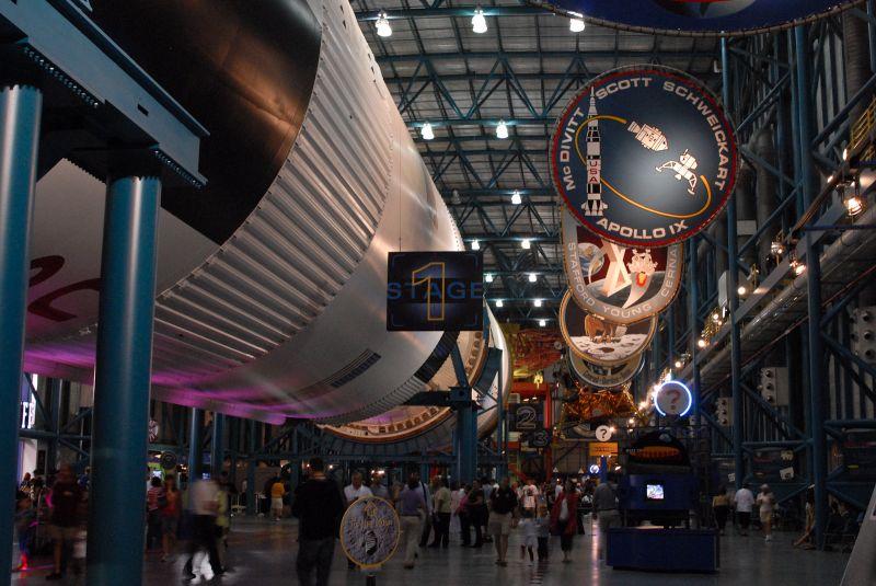 Saturn V Museum