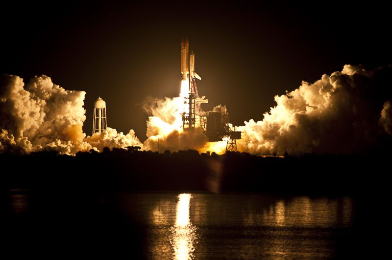 Go Discovery! STS-131