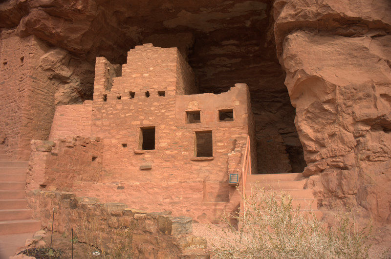 Anasazi Cliff Dwellings