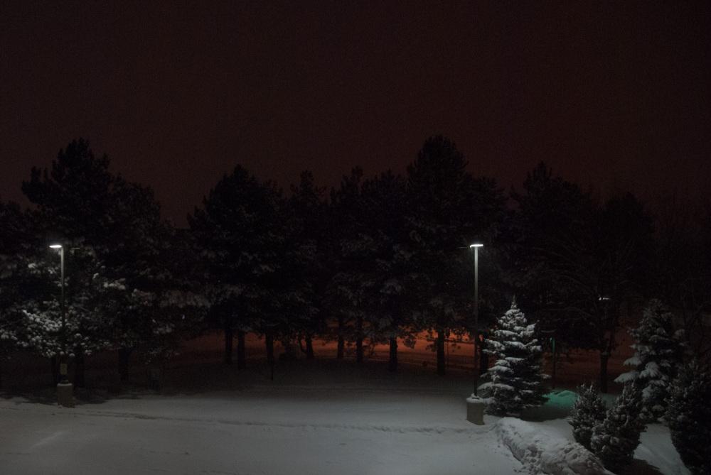 Snowstorm Quantum