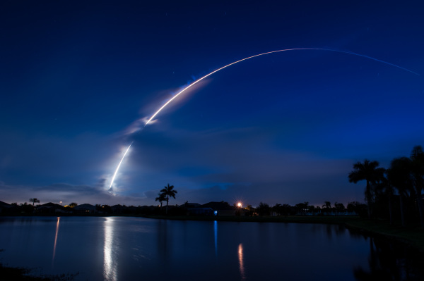 ATLAS 5 - Morelos 3 Launch