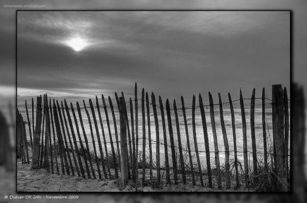 Sur la dune ....