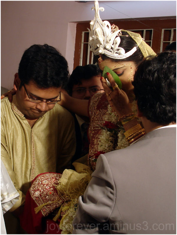 Bengali bride wedding hindu india