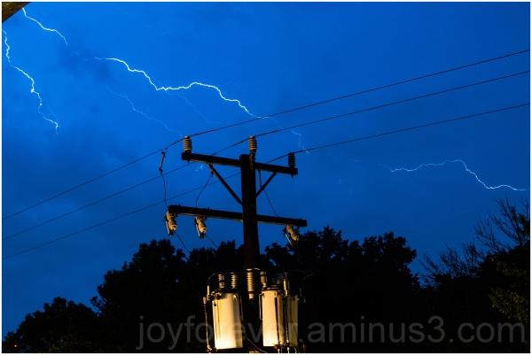 lightning thunderstorm rain cloud night sky storm