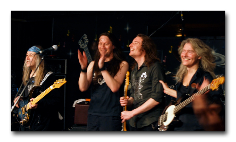 Uli Jon Roth !!!  and the band  (12)