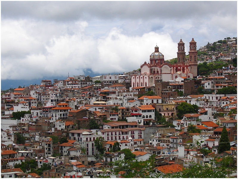 Taxco in Summer