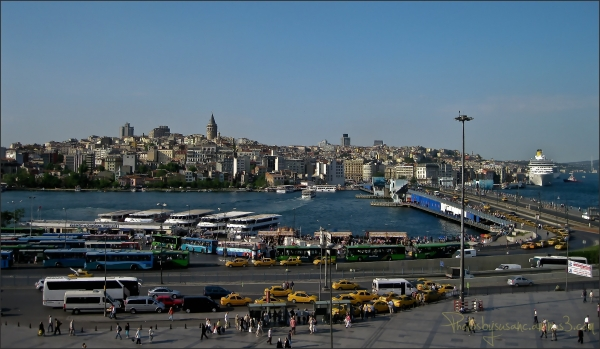 Istanbul, by my Sis