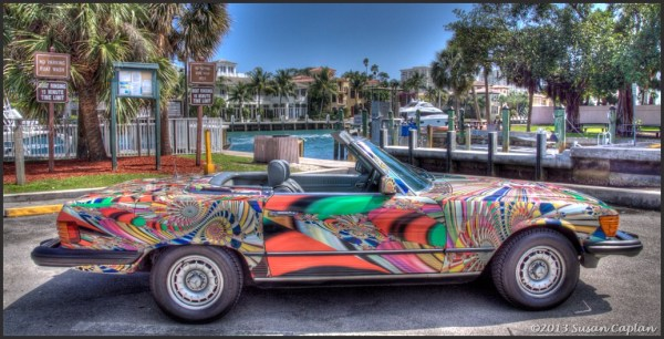 gartel's art cars