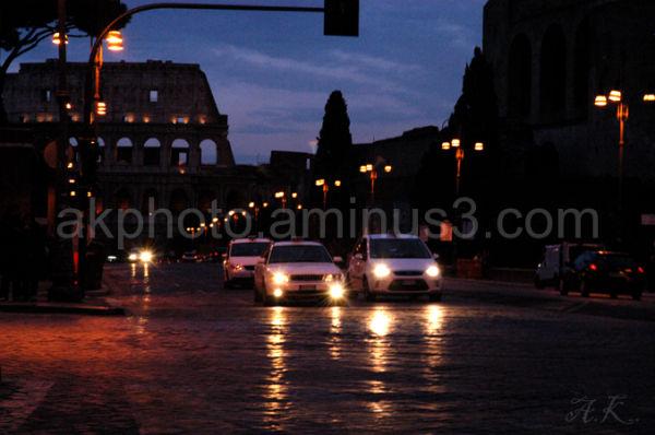 rome, colloseum