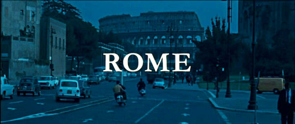 """Big citys #25"" : Rome !"
