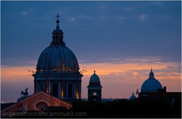 El Cielo sobre Roma