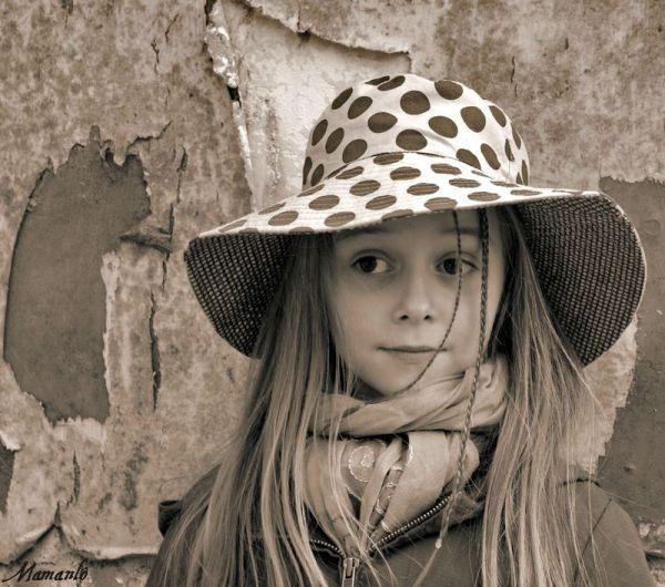 Cet enfant... au coeur de velours...