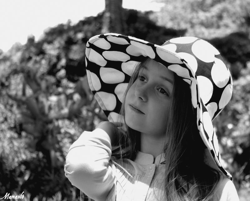 Petite fille du soleil...
