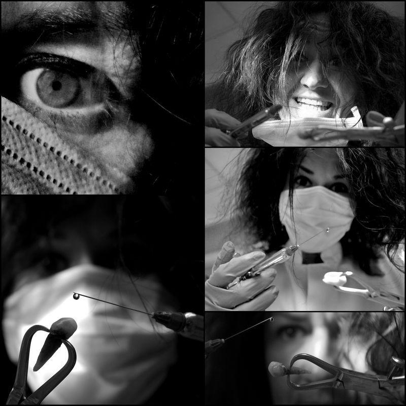La phobie du dentiste ( scène 2)...