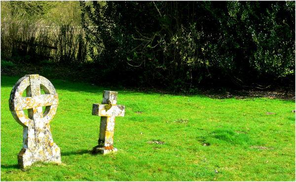 Country Churchyard