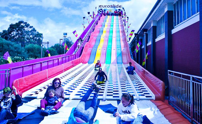 The Big Slide