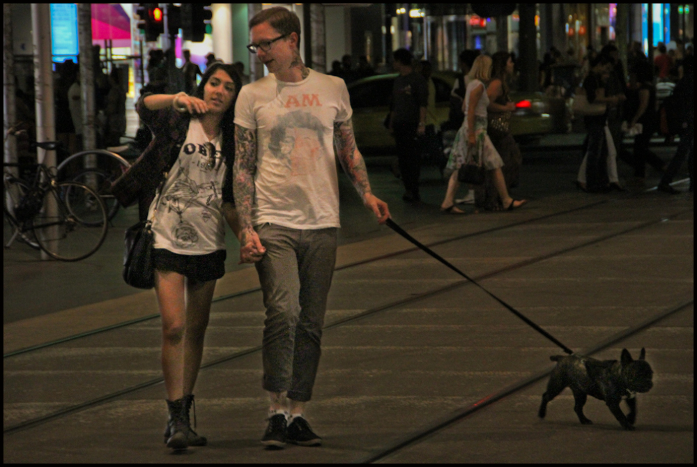Faces of Melbourne: Happy Family 2