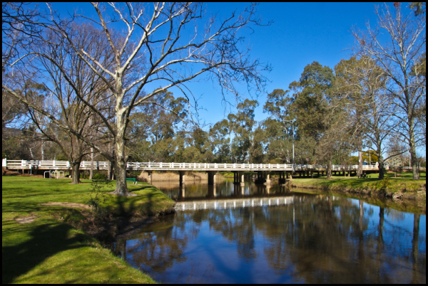 Seven Creeks Bridge Euroa