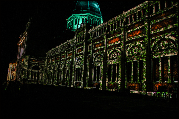 White Night in Melbourne 2015 2