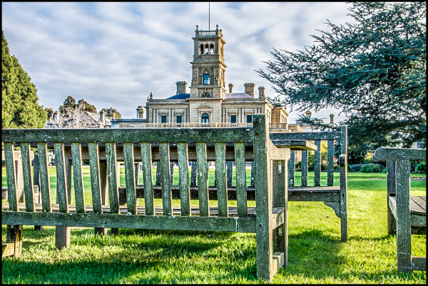 Werribee mansion HDR
