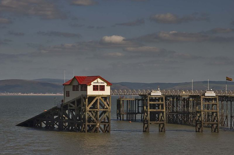 Mumbles Pier - Lifeboat Station