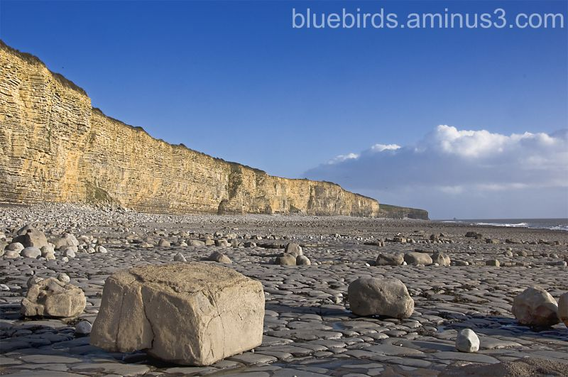Llantwit Major Foreshore