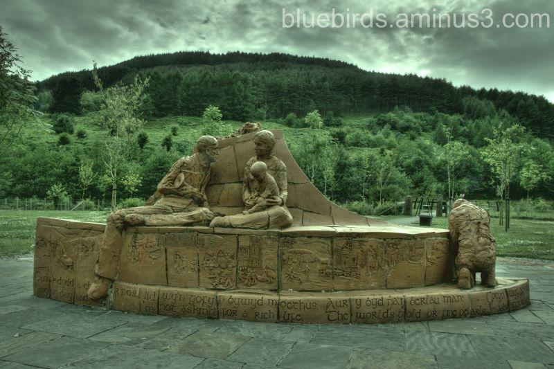 Blaengarw - Calon Lan Park
