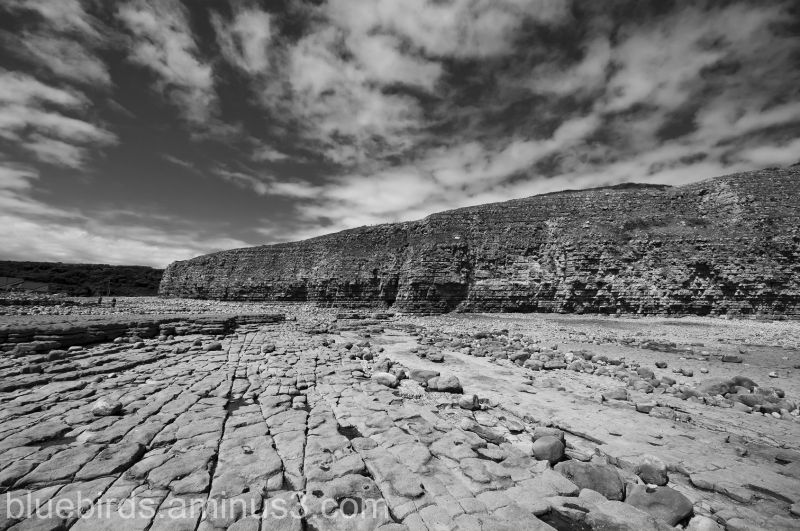 Llantwit Major beach #8