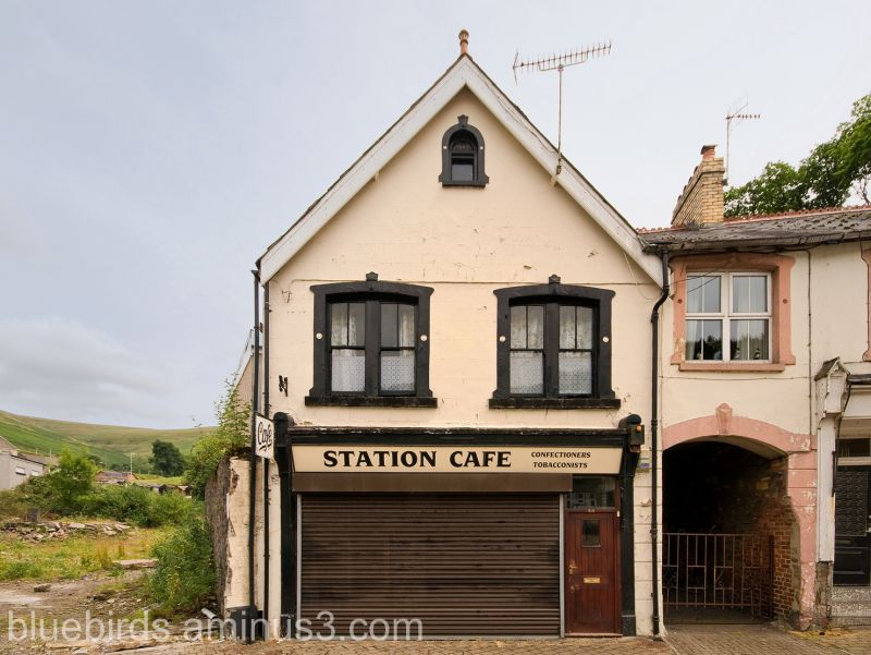 Station Cafe, Pontycymmer