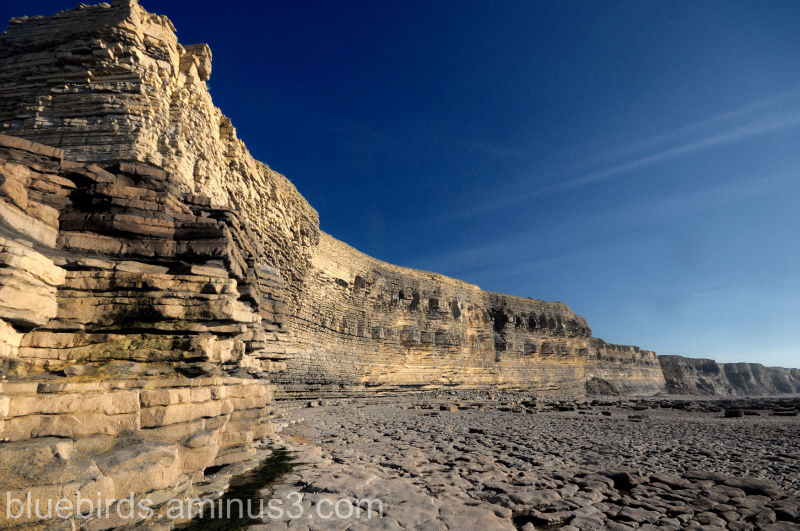 Cliff Curves