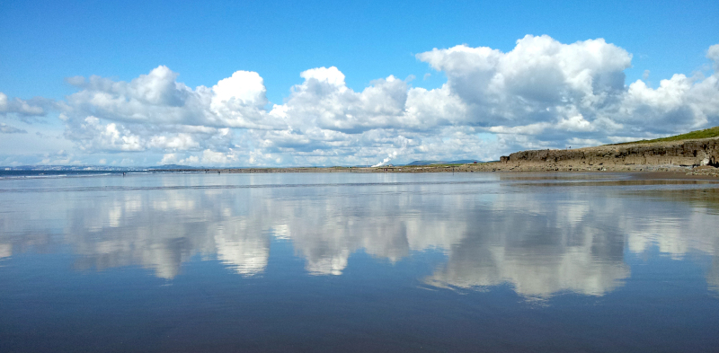 Porthcawl Reflections 2