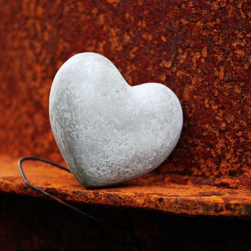 Coeur de rouille...